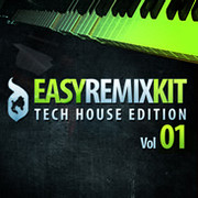 Delectable Records Easy Remix Kit Vol 1 Tech House Edition