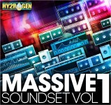 Hy2rogen Massive Soundset Vol 1