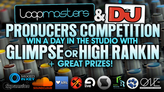 Loopmasters DJ Mag Producers Competition