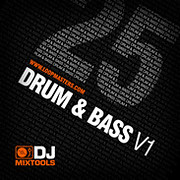 Loopmasters DJ Mixtools 25 Drum and Bass V1