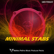 Matteo Pellino Music Producer Packs Minimal Stabs