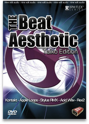 Nine Volt Audio The Beat Aesthetic Taiko Edition