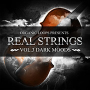 Organic Loops Real Strings Vol 3 Dark Moods