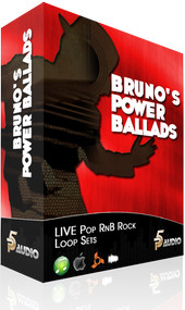 P5Audio Brunos Power Ballads