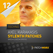 Patchworx 12 Axel Karakasis Sylenth Patches