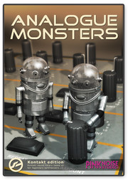 PinkNoise Studio Analogue Monsters Kontakt Edition