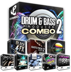 Prime Loops Drum &amp; Bass Producer Combo 2