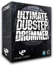Prime Loops Ultimate Dubstep Drummer