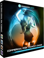 Producer Loops Commerical RnB Trance &amp; Dance Vol 6