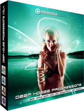 Producer Loops Deep House Progressions Vol 4