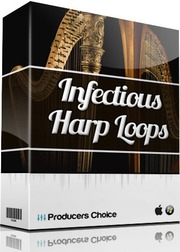 The Producers Choice Infectious Harp Loops