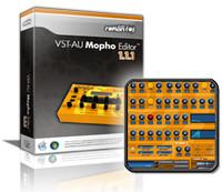 reKon VST-AU Mopho Editor