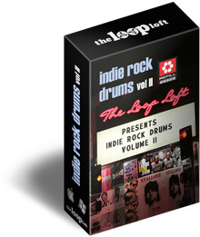 The Loop Loft The Indie Rock Drums Vol 2 ReFill