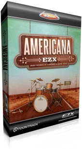 Toontrack Americana EZX