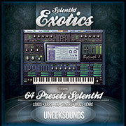 Uneeksounds Sylenth 1 Exotics