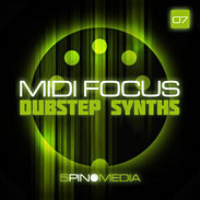5Pin Media MIDI Focus Dubstep Synths