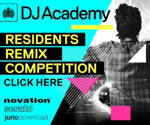 Ministry of Sound DJ Academy Resident's Remix Contest