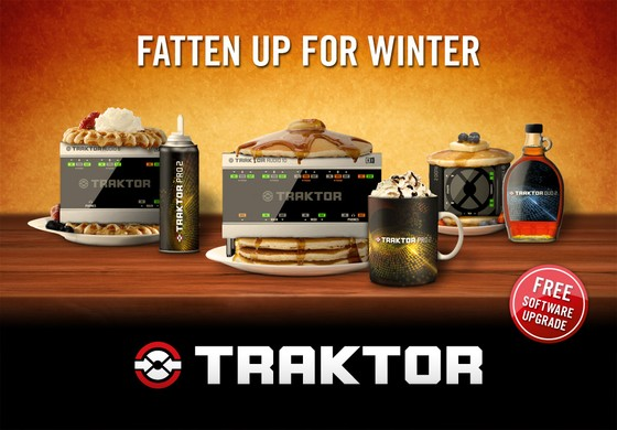 Native Instruments Traktor Winter Deal