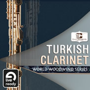 EarthMoments Turkish Clarinet
