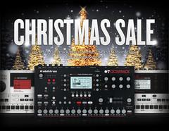 Elektron Christmas Campaign