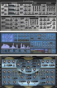 H.G. Fortune ProtoPlasm, Shunji and LaserBlade Pro