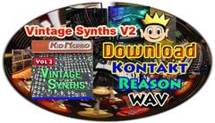 Kid Nepro Vintage Synths V2
