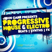 Loopmasters John Carr Progressive House and Electro