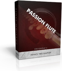 Orange Tree Samples Passion Flute