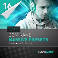 Patchworx Dom Kane Massive Presets House