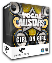 Prime Loops Girl On Girl Vocal Allstar Series