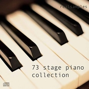 realsamples 73 stage piano collection