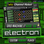 Channel Robot Grid Machine Slice V3 Electron