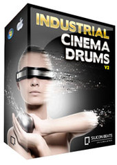 Silicon Beats Industrial Cinema Drums V2