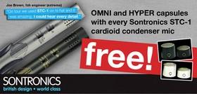 Sontronics STC-1S promo