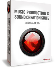 Steinberg Music Production &amp; Sound Creation Suite
