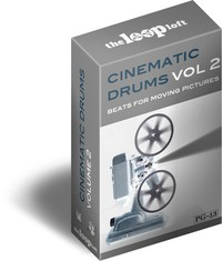 The Loop Loft Cinematic Drums Vol 2