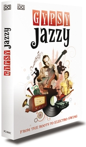 UVI Gypsy Jazzy