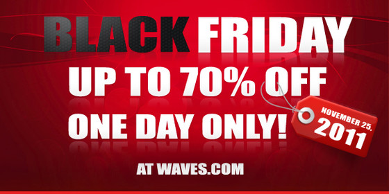 Waves Black Friday