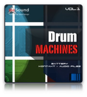 BeSound Drum Machines Vol. 1