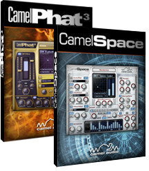 Camel Audio CamelPhat / CamelSpace