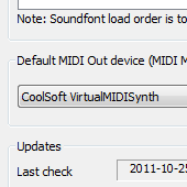 CoolSoft VirtualMIDISynth