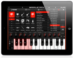 IK Multimedia SampleTank for iPad