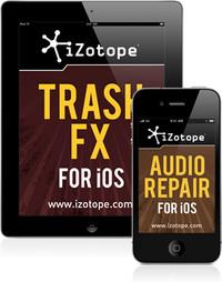 iZotope iOS SDKs