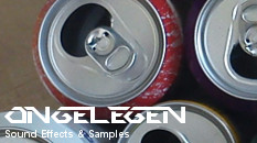 Ongelegen Binaural 02 Aluminum Cans