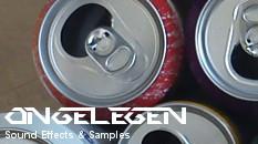 Ongelegen Binaural 02 Aluminum Cans