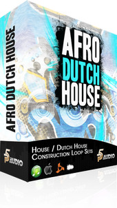 P5Audio Afro Dutch House