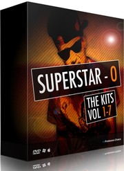SuperStar O Drum Kits Bundle