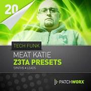 Meat Katie Tech Funk Z3TA Presets