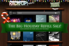 Rackflip Holiday Sale
