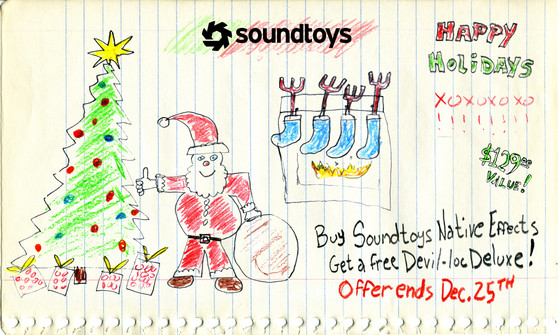 SoundToys Holiday Bundle Deal